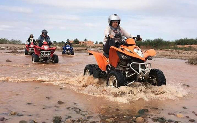 Marrakech Quad Bike